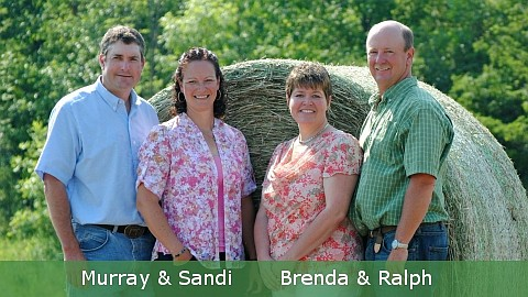 Bluewater Beef Alliance Members, Ralph, Murray, Chad