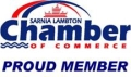 Proud Member of the Sarnia-Lambton Chamber of Commerce