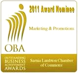 Bluewater Beef is pleased to have been nominated for the 2011 Chamber of Commerce Oustanding Business Achievements Award for Marketing and Promotion.